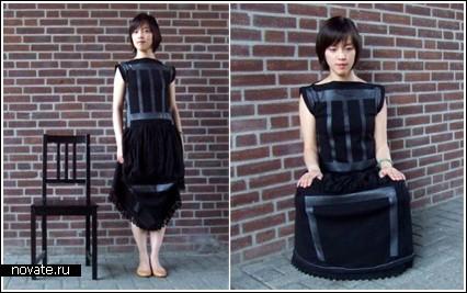 Платье-стул