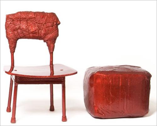 китайские стулья от Wieki Somers