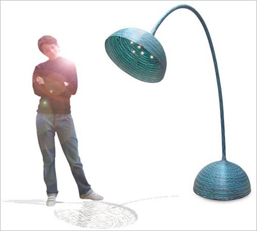 лампа от Wieki Somers