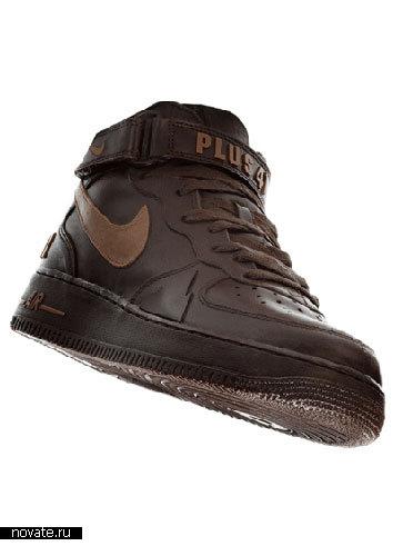 Шоколадные кроссовки