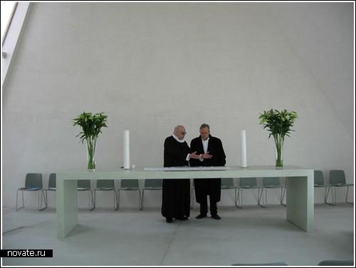 Современная церковь в Дании