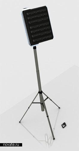 Музыкальная установка CLEF от Sungho Lee