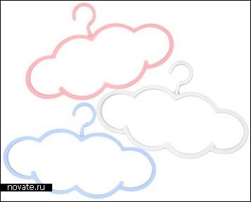 Вешалки-облака