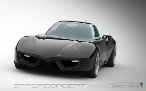 Автомобиль Codatronca