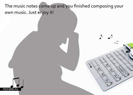 Напевайте мелодии и записывайте их