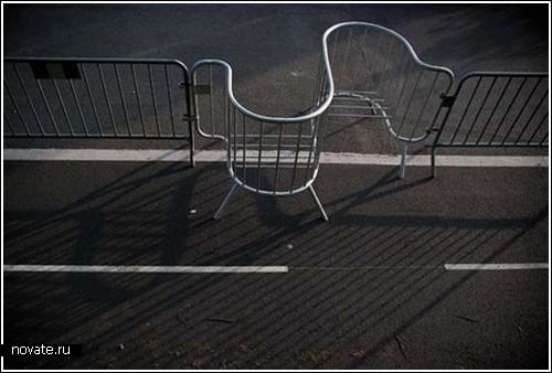 Барьер-скамейка от Chloe Ruchon