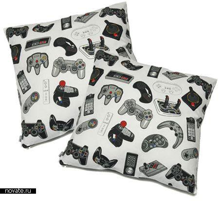 Подушки для геймеров