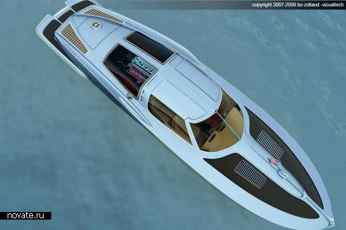 Лодка от Bo Zolland