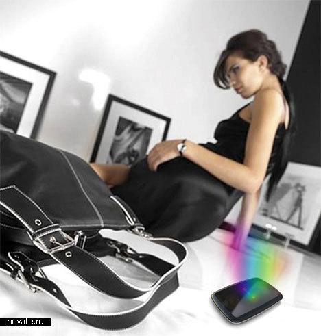 Накопитель на жестких дисках для девушек