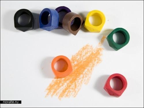 Кольца-мелки