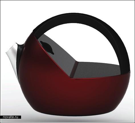 Чайник, меняющий цвет