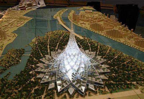 Кристальный Остров в Москве