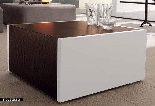 Многофункциональный столик Cub8