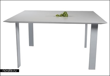 Стол с уголком от Jessika Källeskog