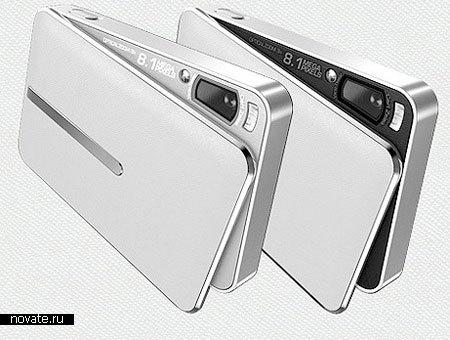 Ультратонкий фотоаппарат «Snap» от Sony