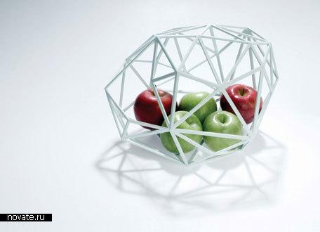 Вазочка для фруктов от d-Vision