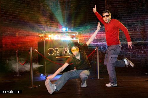 Музыкальная установка для дискотеки International Dance Party