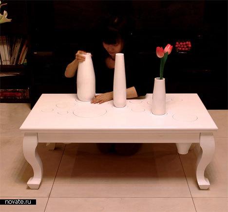 «Стол мечты» от Yu Zhao