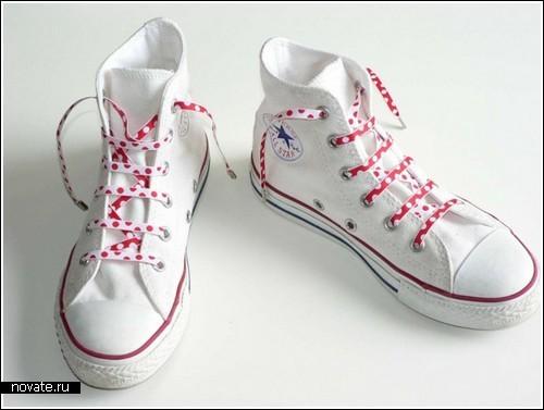 Самые разные шнурки от Decocado