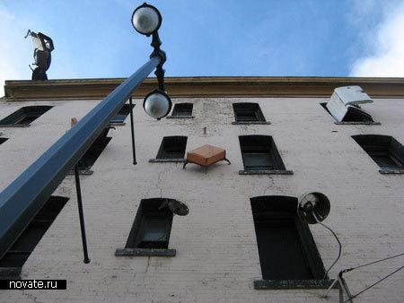 Здание «Defenestration» в Сан-Франциско