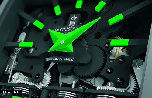 Часы Di Grisogono Meccanica DG