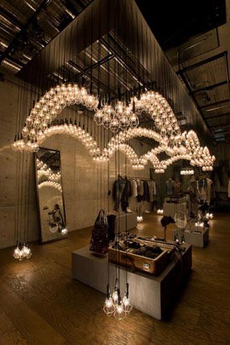 Осветительная установка от Ayako Maruta