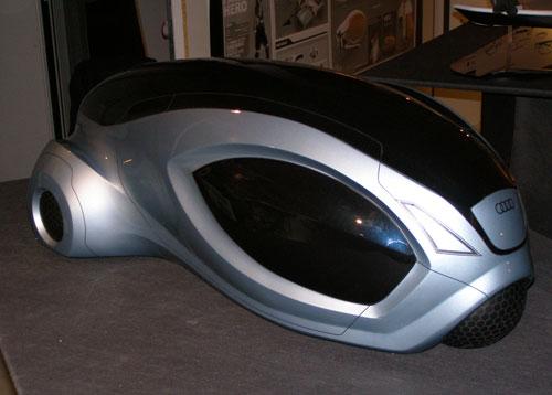 Автомобиль фирмы Аudi от Денниса Брингса (Dennis Brings)