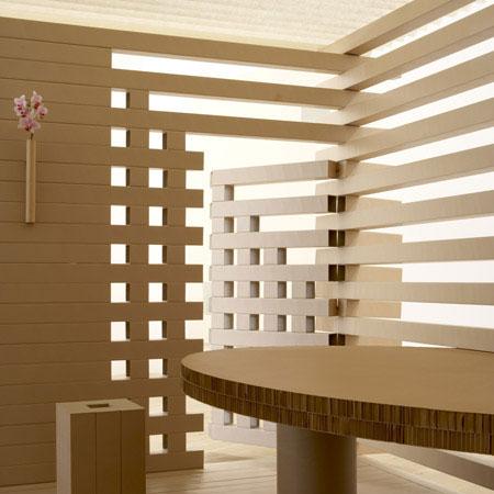 «Чайный домик» от Shigeru Ban