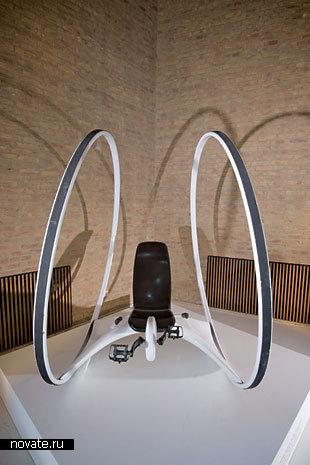 Велосипед для суши и воды