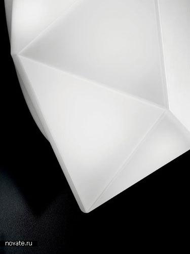 «Бриллиантовые лампы» от Riccardo Giovanetti