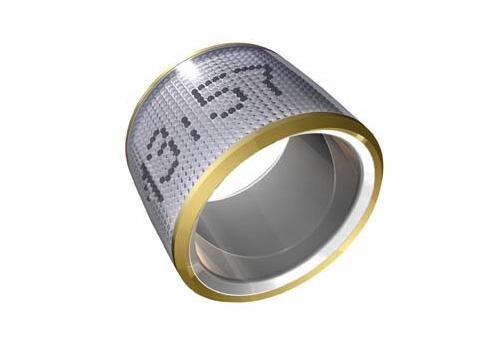кольцо от Charles Windlin