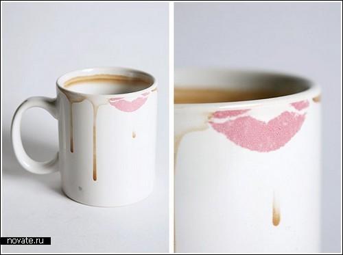 Чашка-грязнуля