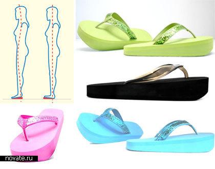 Обувь от компании Drainaflex