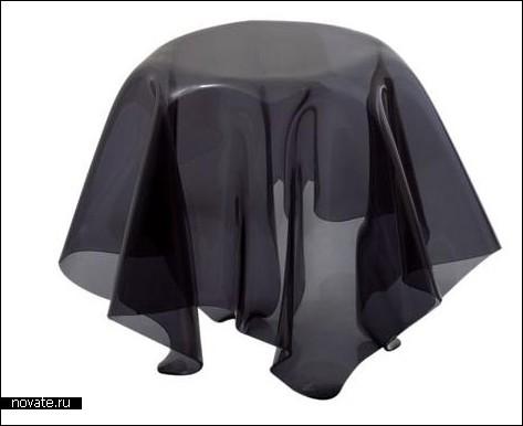 Стол-занавеска