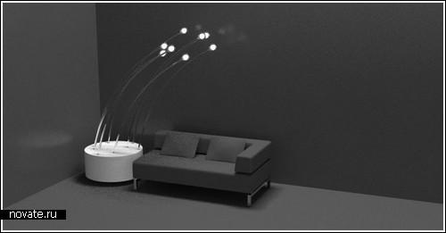 Росинки-светлячки для дома