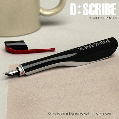 Ручка D:Scribe