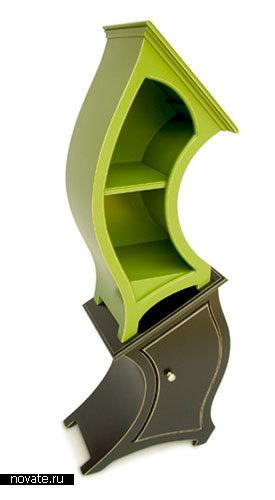 Яркая мебель от компании Dust Furniture