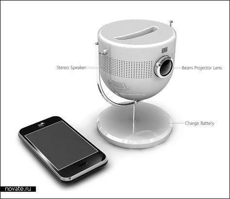 И снова три в одном : гаджет для iPhone или iPod