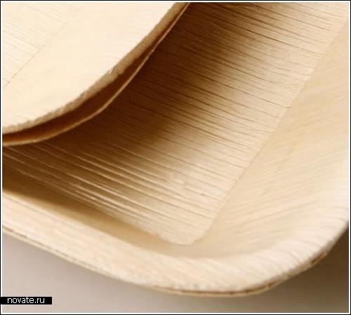 Экологические тарелки