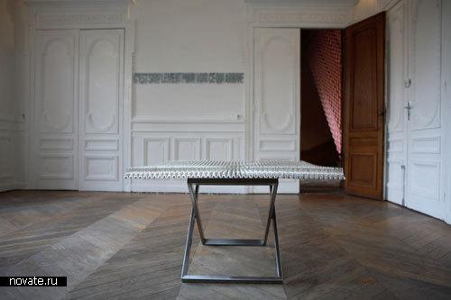 Художественная инсталляция Eric Stephany
