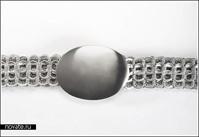 Аксессуары из алюминиевых ярлычков