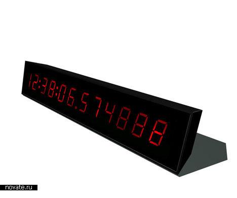 Самые точные часы в мире