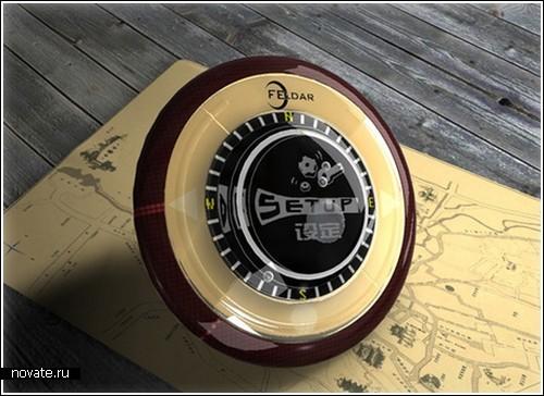 Радио со встроенным компасом