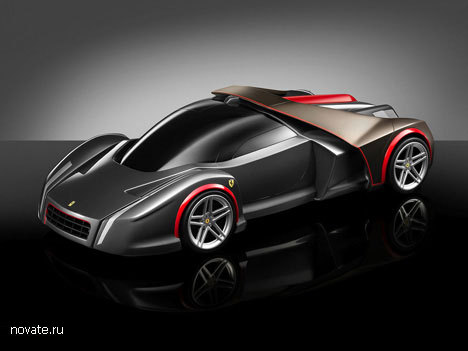 Автомобиль Ferrari на заказ за €2 млн
