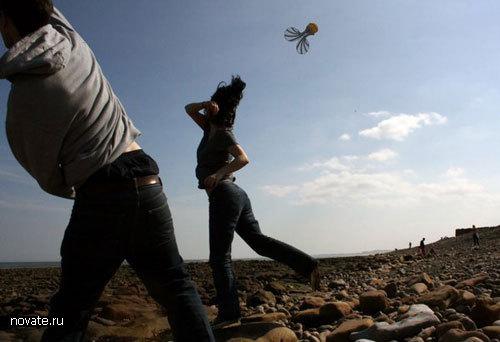 Летающая фотокамера «Flee»