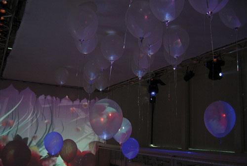 Лампы «Плавающий свет»