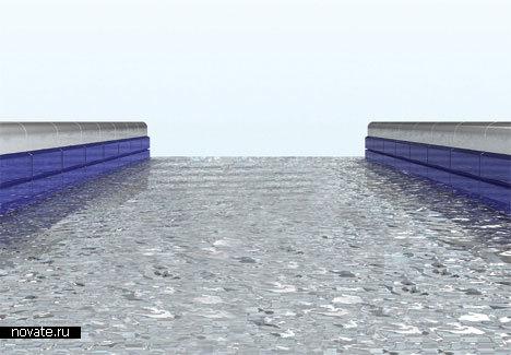 Стена против наводнения