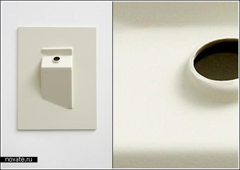 Ваза-магнит для холодильника
