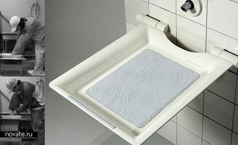 Раковина для мытья ног от Sein Park