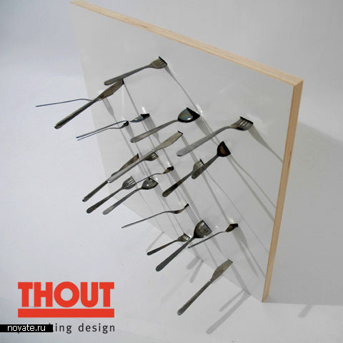 Доска для столовых приборов от UtiliTILE